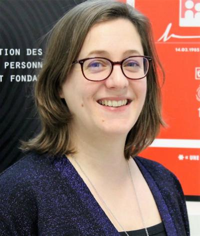 Hélène Guimiot-Breaud (Crédits: Cnil)