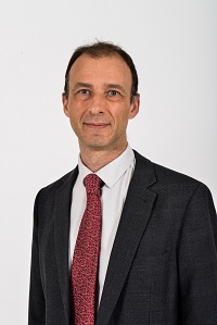 François Nicolas, CDO du groupe Guerbet