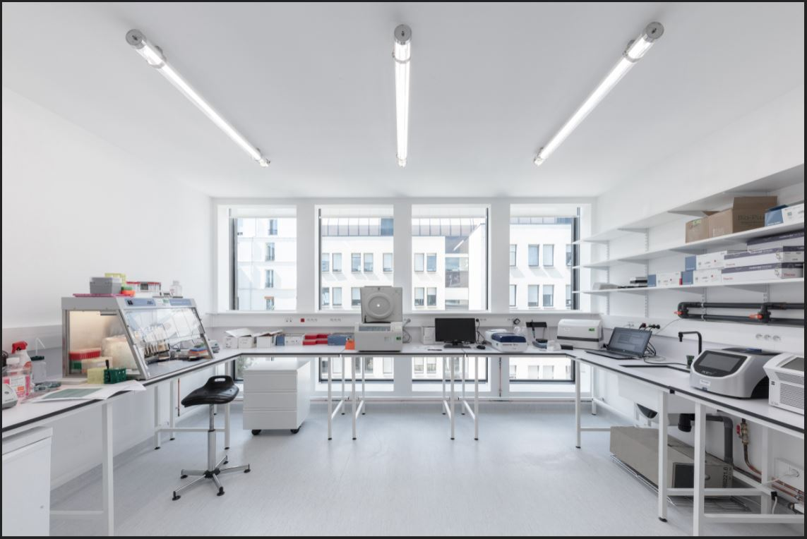 Batiments Omics Institut Pasteur (source: Antoine Bonnafous)