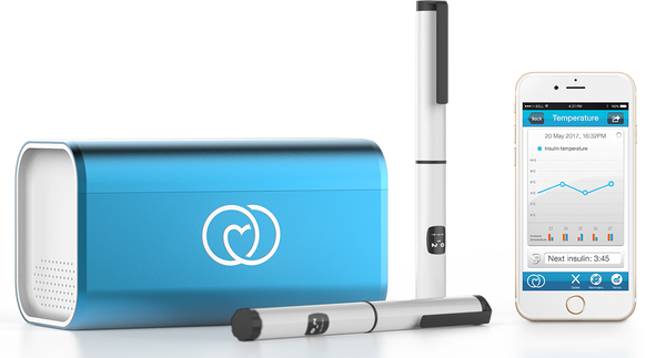 CES 2019: Lifeina lance son mini-réfrigérateur connecté pour le transport de médicaments