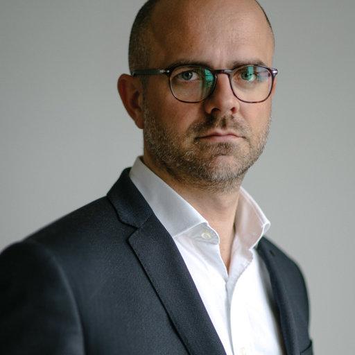 Rémy Choquet, directeur du centre des données médicales de Roche